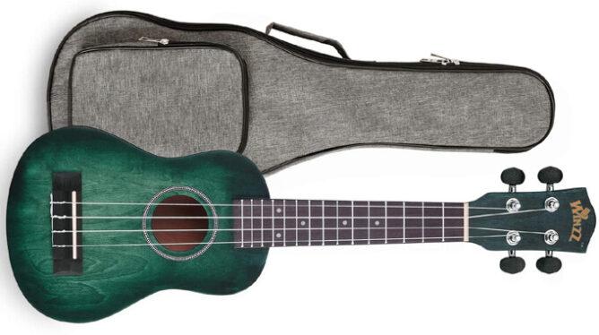 winzz 21 inches soprano ukulele