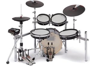 the advantages of electronic drums
