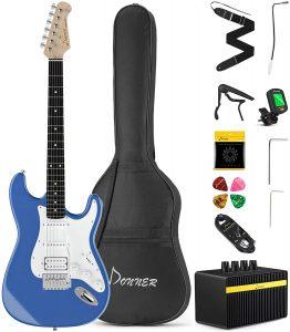 donner dst 102S guitar kit