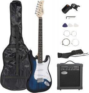 zeny electric guitar kit