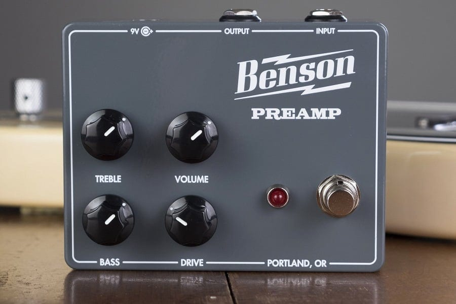 acoustic guitar preamp